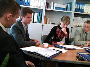 Holtzapfel Orlov European Commission Delegation Belarus National Coordinating Unit